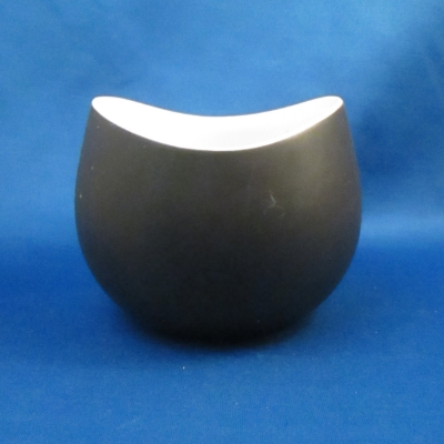 Rosenthal Charcoal open sugar bowl