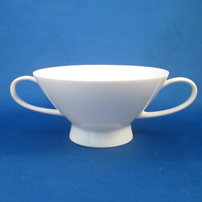 Rosenthal Classic Modern White cream soup cup