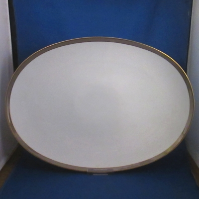 Rosenthal Corona Taupe oval platter