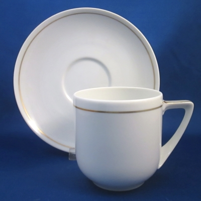 Rosenthal Gold (Donatello shape) cup & saucer