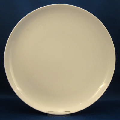 Rosenthal Plus White dinner plate