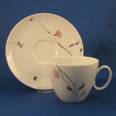 Rosenthal (Continental) Quince cup and saucer