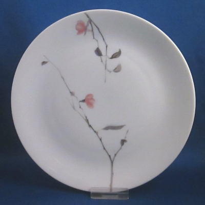 Rosenthal (Continental) Quince salad plate