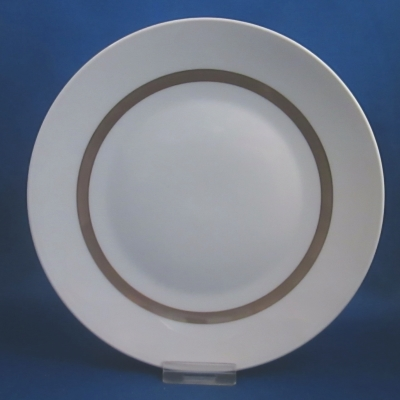 Rosenthal Taupe Band salad plate