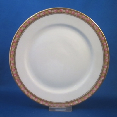 Rosenthal Unknown 4 (rose border) bread & butter plate
