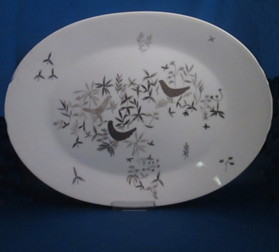 Rosenthal Birds on Trees large platter