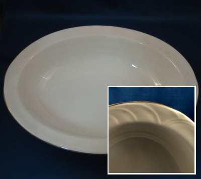 Royal Albert Tiara oval vegetable bowl