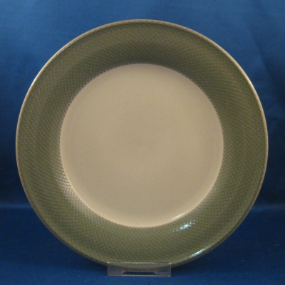 Noritake Safari Green dinner and salad plates