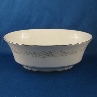 Sango Debutante oval vegetable bowl