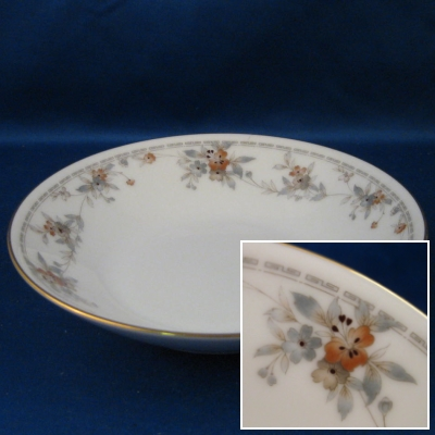 Noritake Secret Love fruit bowl