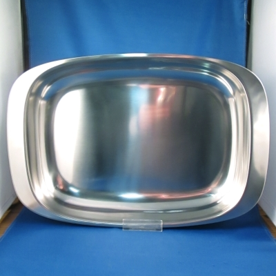 Selandia 18/8 stainless bake & serve dish