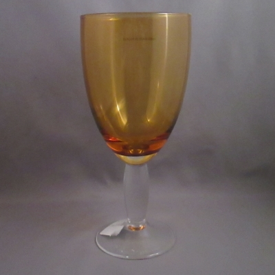 Noritake Sensations Amber ice tea