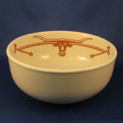 Sky Ranch cereal bowl
