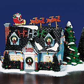 Snow Village Collection
