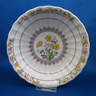Spode Buttercup coupe cereal bowl
