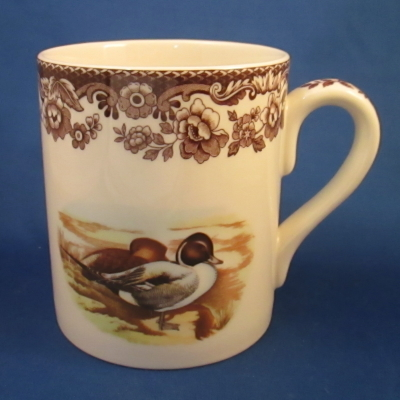 Spode Woodland 16 ounce mug - Pintail