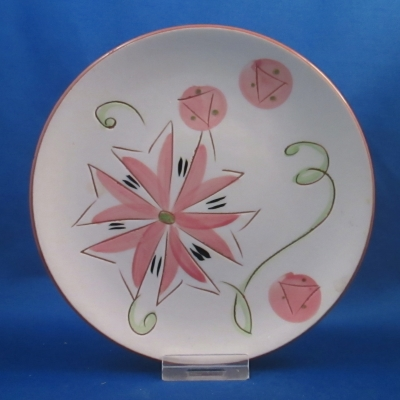 Stangl Carnival bread & butter plate