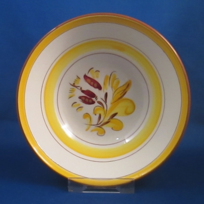 Stangl Provincial coupe cereal bowl