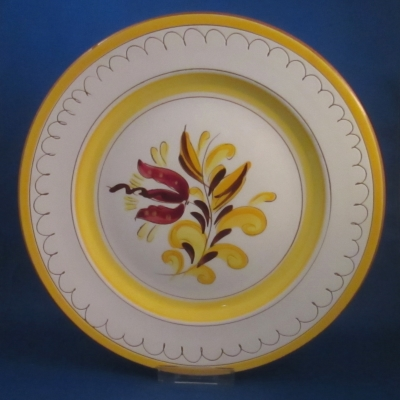 Stangl Provincial dinner plate