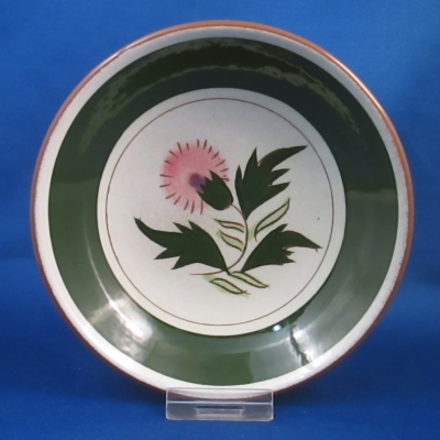 Stangl Thistle fruit/dessert bowl