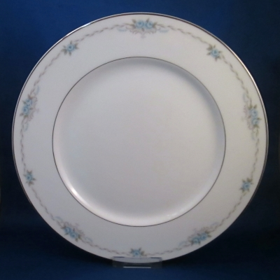 Style House Corsage bread & butter plate