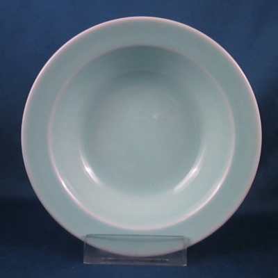 TS&T Luray Pastels-Green fruit/dessert bowl