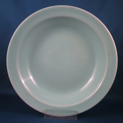 TS&T Luray Pastels-Green soup bowl