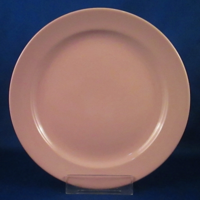 TS&T Luray Pastels-Pink bread & butter plate