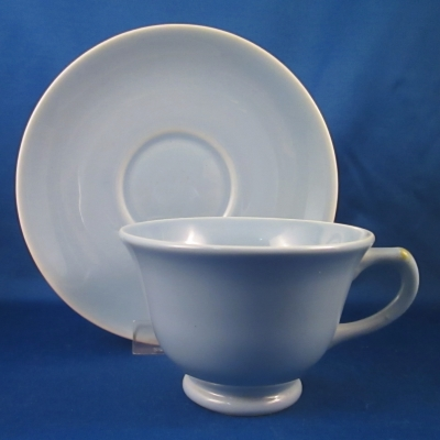 TS&T Luray Pastels-Blue cup & saucer