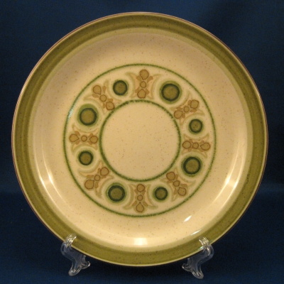 Noritake Talisman dinner and salad plates - Click Image to Close