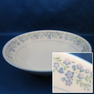Noritake Tenderly soup bowl