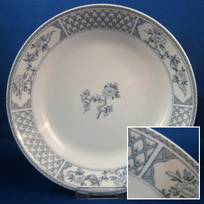 Johnson Brothers The Exeter coupe soup bowl