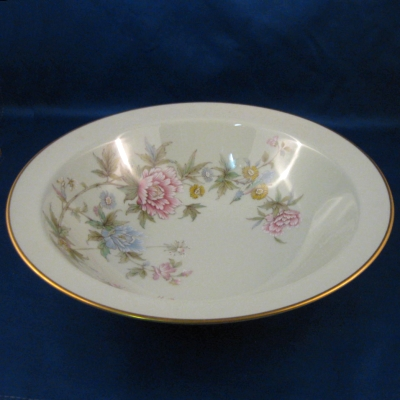 Noritake Troubadour round vegetable bowl