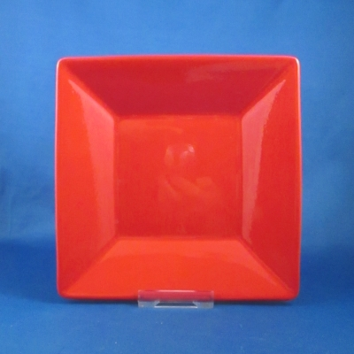 Waechtersbach Fun Factory-Red small square dish