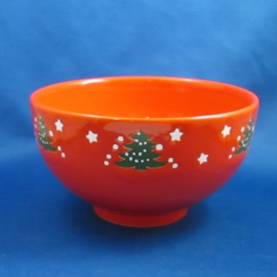 Waechtersbach Christmas Tree cereal-rice bowl
