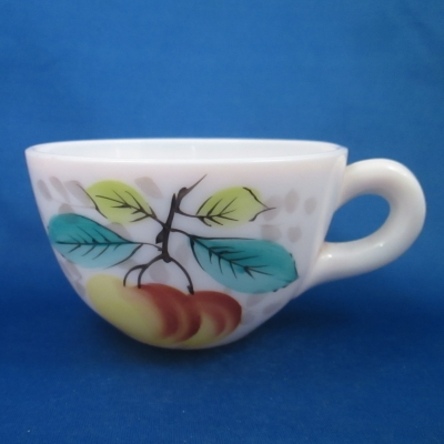 Westmoreland Beaded Edge - Fruit cup (peaches)