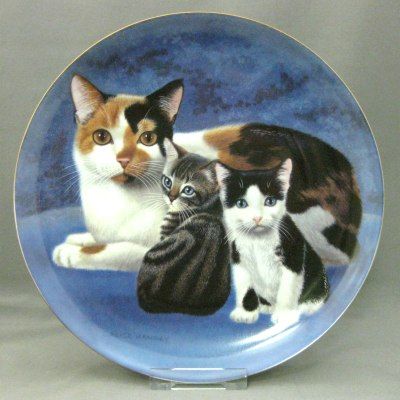 Animal and Bird Plates, Bing & Grondahl
