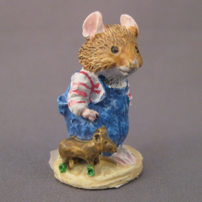 Brambly Hedge pewter miniatures