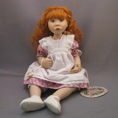 Cottage Collectibles - Artist Porcelain Dolls