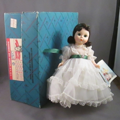 Vintage Collectible Dolls - Various Manufacturers