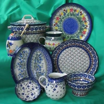 *Polish Pottery