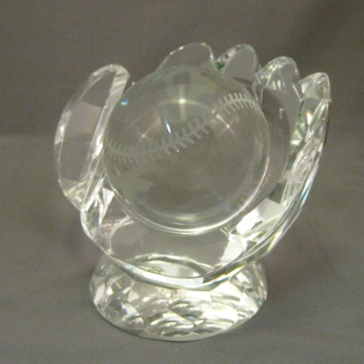 Crystal/Glass Figurines--Sports & Automobiles