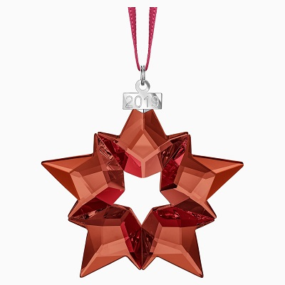 Holiday Ornament, 2019 Red, Annual Edition