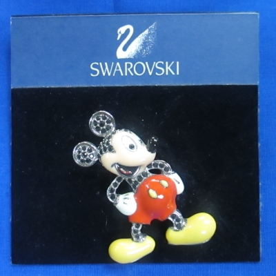 Swarvoski Mickey Mouse