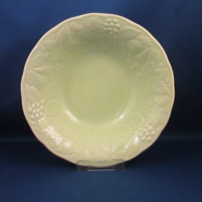 Woodbury-Lime cereal bowl