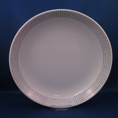 Noritake Grey Hammock coupe dinner bowl