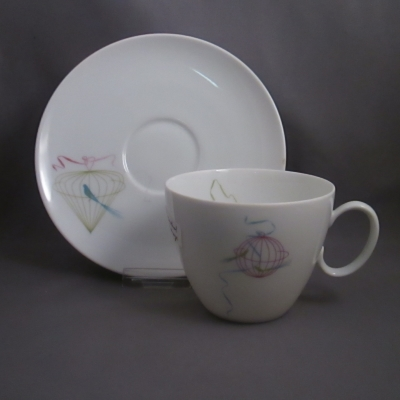 Rosenthal Bird Cage cup and saucer