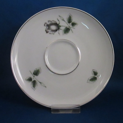 Rosenthal Midnight Rose saucer